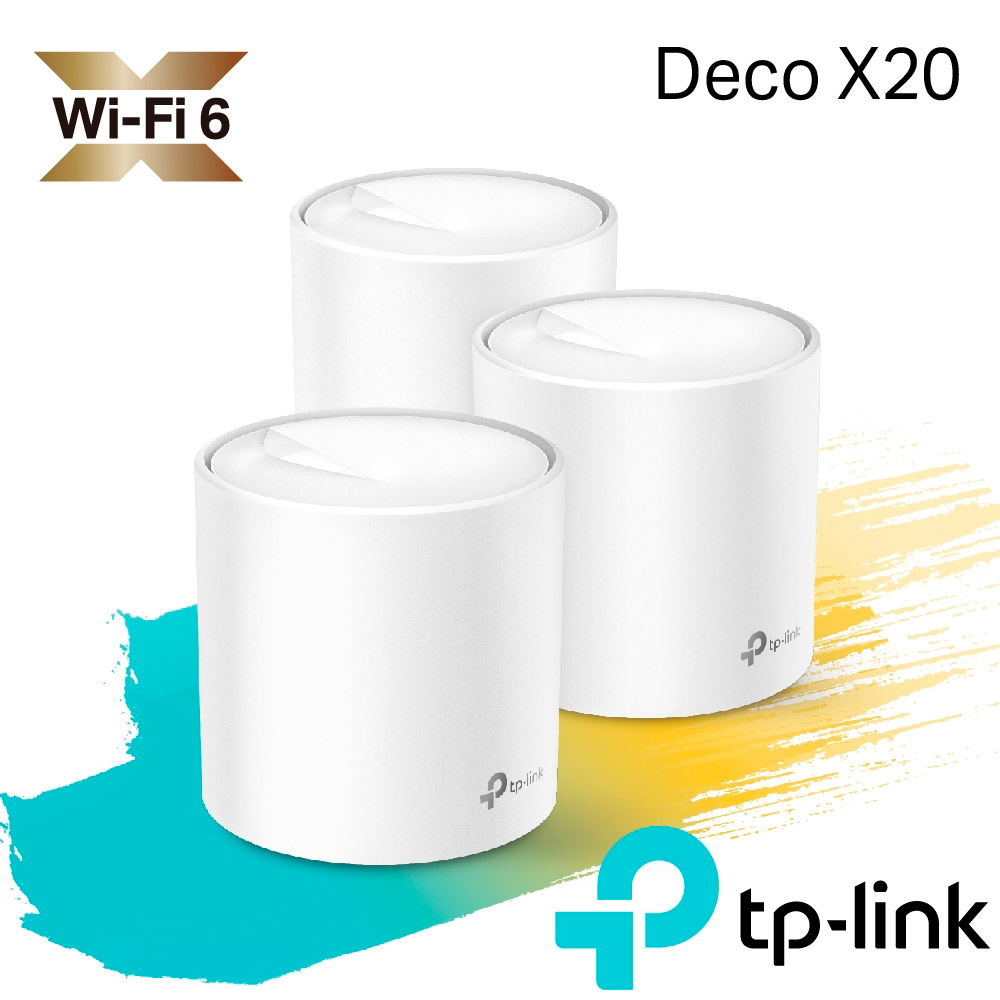 Deco X20(3-pack)