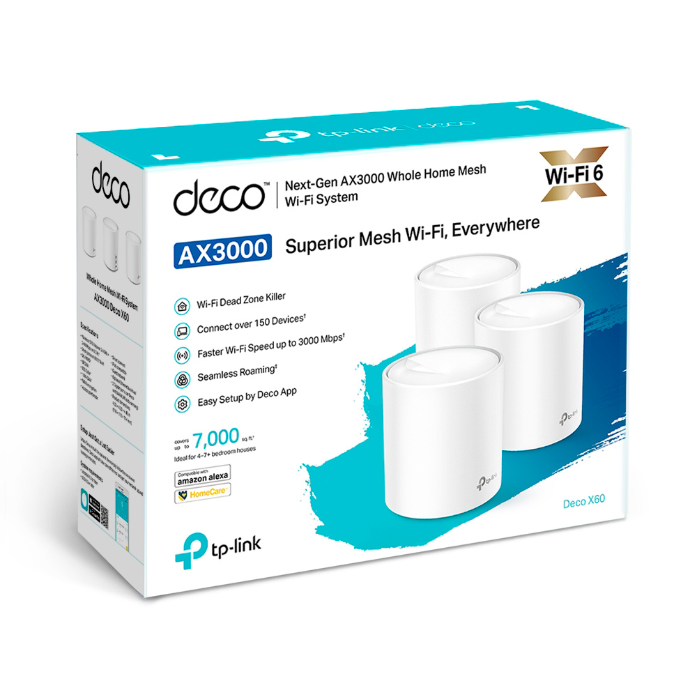 Deco X60(3-pack)